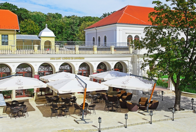 Anna Grand Hotel - Anna Cafe Balatonfured